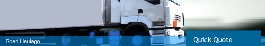 Find out more about our Road Haulage Services